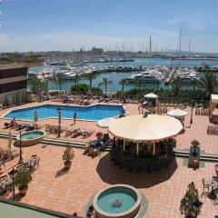 Отель Meliá Palma Marina бассейн фото 3