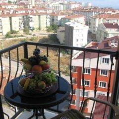 Gebze Palas Hotel Турция, Гебзе - отзывы, цены и фото номеров - забронировать отель Gebze Palas Hotel онлайн балкон