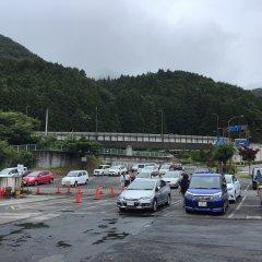 Отель New Ohruri Никко парковка