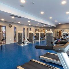 Отель Rodos Princess Beach Родос фитнесс-зал