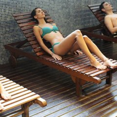 Sirenis Hotel Goleta - Tres Carabelas & Spa сауна