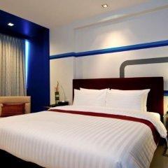 FX Hotel Metrolink Makkasan комната для гостей фото 2