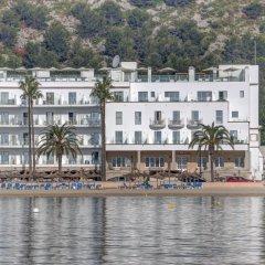 Отель Hoposa Pollentia - Adults Only пляж фото 2