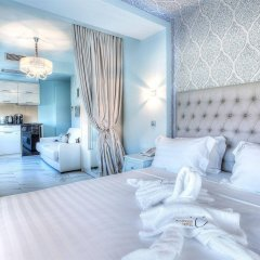 Отель Art Boutique Hotel Греция, Пефкохори - 1 отзыв об отеле, цены и фото номеров - забронировать отель Art Boutique Hotel онлайн комната для гостей фото 3
