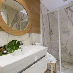 Отель Metropol Ceccarini Suite Риччоне ванная фото 7
