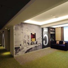 Отель Super 8 Xian Big Wild Goose Pagoda интерьер отеля фото 2
