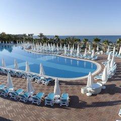 Paloma Oceana Resort Турция, Сиде - 1 отзыв об отеле, цены и фото номеров - забронировать отель Paloma Oceana Resort онлайн пляж