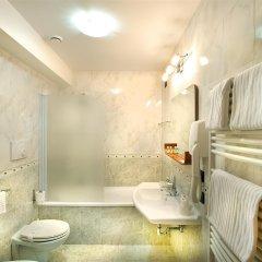 Отель Best Western Blu Hotel Roma Италия, Рим - отзывы, цены и фото номеров - забронировать отель Best Western Blu Hotel Roma онлайн ванная