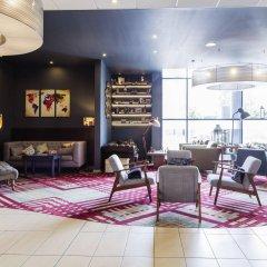 Отель Novotel Edinburgh Centre Великобритания, Эдинбург - отзывы, цены и фото номеров - забронировать отель Novotel Edinburgh Centre онлайн интерьер отеля фото 2