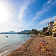 Mali Hotel Porat пляж фото 2