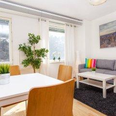 Отель Apartdirect Hammarby Sjostad Стокгольм комната для гостей фото 3