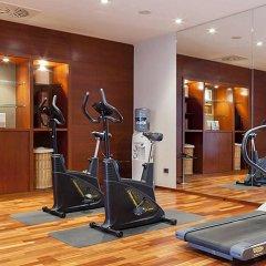 Отель Ciudad de Lleida Льейда фитнесс-зал фото 2
