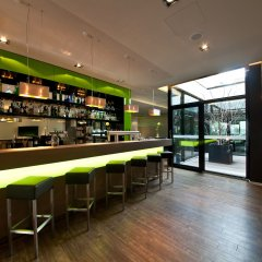 Novum Style Hotel Hamburg Centrum Гамбург гостиничный бар