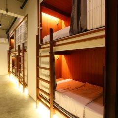 Once Again Hostel Кровать в общем номере фото 4