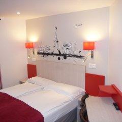 Отель Saint Georges Lafayette Париж комната для гостей фото 5