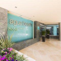 Отель Agua Beach Испания, Пальманова - отзывы, цены и фото номеров - забронировать отель Agua Beach онлайн интерьер отеля фото 2