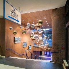 Отель Sheraton at the Falls США, Ниагара-Фолс - отзывы, цены и фото номеров - забронировать отель Sheraton at the Falls онлайн интерьер отеля фото 2