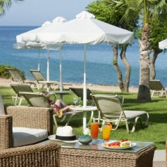 Отель Pernera Beach Протарас питание