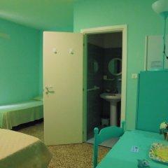 Отель Sirenapop Concept B&B Римини в номере
