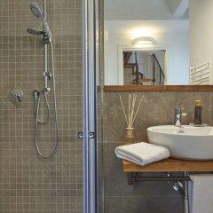Отель Panoramic Suites Cavour 34 Италия, Флоренция - отзывы, цены и фото номеров - забронировать отель Panoramic Suites Cavour 34 онлайн ванная фото 3