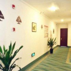 GreenTree Inn Suzhou Kunshan Hill Qiandeng Hotel сауна
