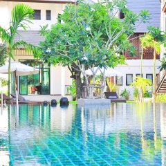Отель Navatara Phuket Resort бассейн фото 3