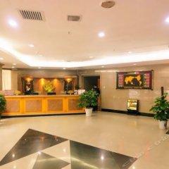 Shaanxi Political Consultative Conference Hotel интерьер отеля