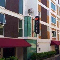 Отель Chinotel Таиланд, Пхукет - отзывы, цены и фото номеров - забронировать отель Chinotel онлайн вид на фасад