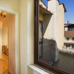 Отель Hermitage Италия, Флоренция - 1 отзыв об отеле, цены и фото номеров - забронировать отель Hermitage онлайн балкон