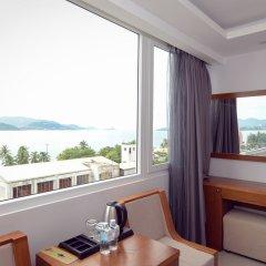 Отель Sun City Hotel Вьетнам, Нячанг - 4 отзыва об отеле, цены и фото номеров - забронировать отель Sun City Hotel онлайн комната для гостей фото 3