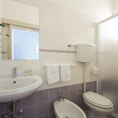 Hotel Milano Гаттео-а-Маре ванная