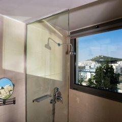 Отель Athens Gate Hotel Греция, Афины - 2 отзыва об отеле, цены и фото номеров - забронировать отель Athens Gate Hotel онлайн ванная