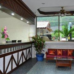 Отель The Kata Resort интерьер отеля фото 3