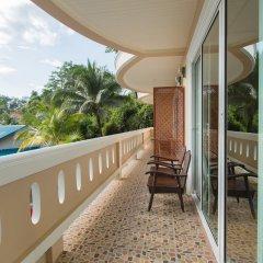 Отель Patong Rai Rum Yen Resort балкон