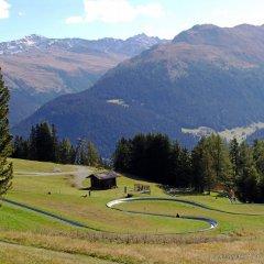 Отель Snow & Mountain Resort Schatzalp Швейцария, Давос - отзывы, цены и фото номеров - забронировать отель Snow & Mountain Resort Schatzalp онлайн спортивное сооружение
