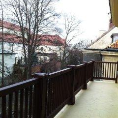Апартаменты Design City Old Town - Mostowa Apartment Варшава балкон