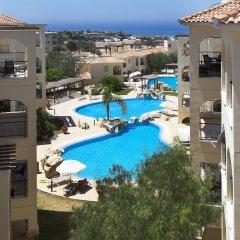 Отель Adamou Gardens балкон