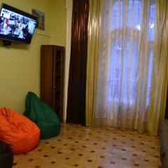 Leosphere Hostel Львов комната для гостей фото 2