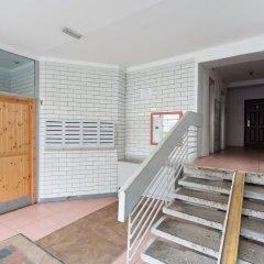 Гостиница Cozy 2 rooms ?partment on Novocherkassky Boulevard балкон