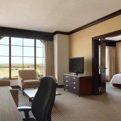 Отель Hilton Columbus/Polaris США, Колумбус - отзывы, цены и фото номеров - забронировать отель Hilton Columbus/Polaris онлайн комната для гостей фото 2