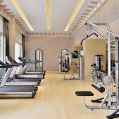 Отель Le Méridien Jaipur Resort & Spa фитнесс-зал
