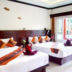 Отель Peaceful Resort Koh Lanta Ланта комната для гостей фото 2
