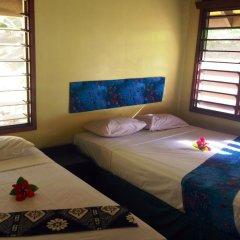 Отель Funky Fish Beach & Surf Resort Фиджи, Остров Малоло - отзывы, цены и фото номеров - забронировать отель Funky Fish Beach & Surf Resort онлайн комната для гостей фото 5