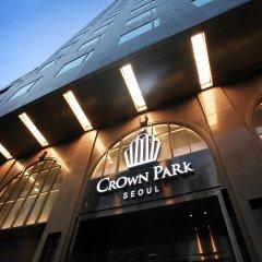 Отель Crown Park Hotel Южная Корея, Сеул - отзывы, цены и фото номеров - забронировать отель Crown Park Hotel онлайн городской автобус