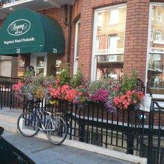 Regency Hotel Parkside гостиничный бар