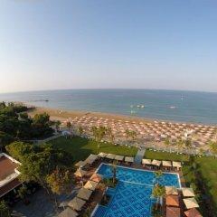 Отель Ali Bey Resort Sorgun - All Inclusive пляж