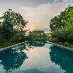 Отель Taru Villas - Yala (All Inclusive) бассейн