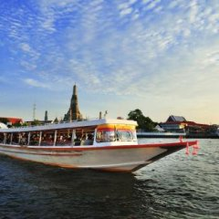 Отель New Siam Ii Бангкок приотельная территория