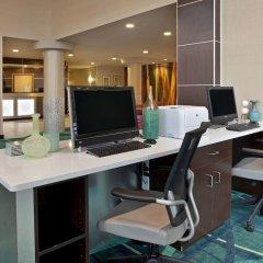 Отель Springhill Suites Minneapolis-St Paul Airpt/Mall Of America Блумингтон интерьер отеля фото 3