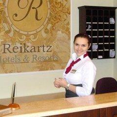 Гостиница Reikartz Dworzec Львов спа